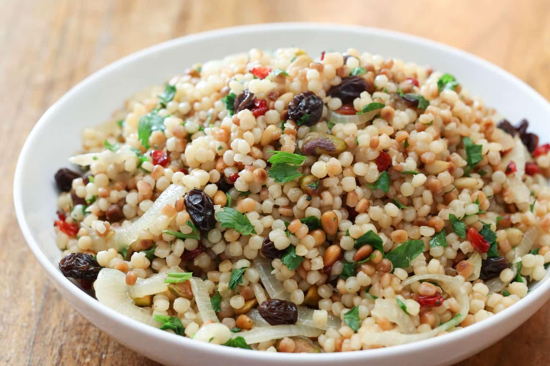 Couscous: National Dish of Algeria