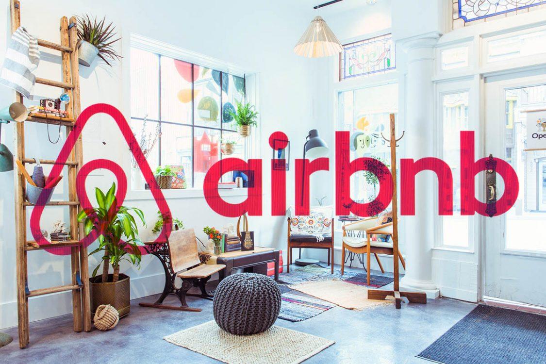 Ảnh tham khảo cổ phiếu Airbnb