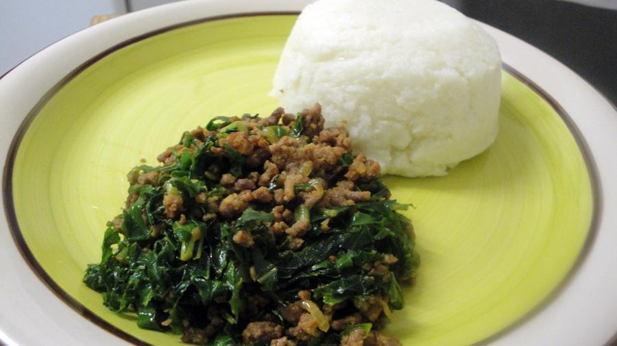Sadza: National Dish of Zimbabwe