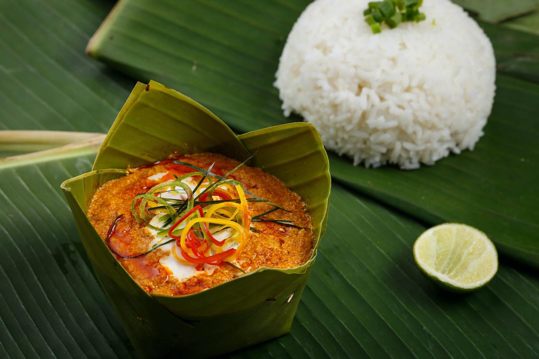 Curry Custard Fish