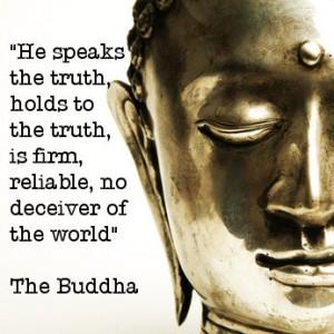 Buddha Quote - Truth -Satya. Yoga in Middlesbrough and Stockton - AMALAwellness - Teesside