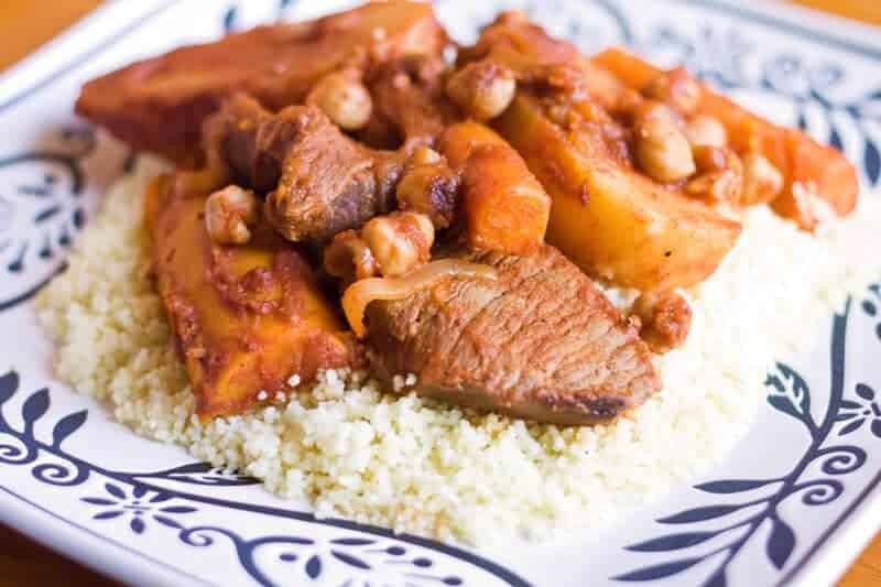 Couscous: National Dish of Libya