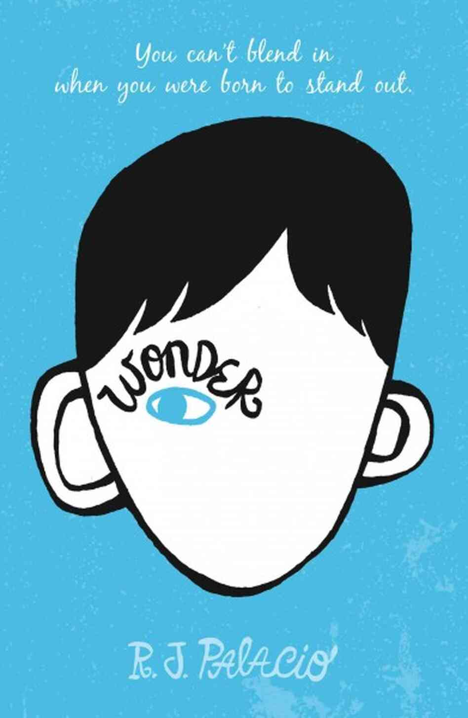 Our Class Book this half term is 'Wonder' by R.J. Palcio.