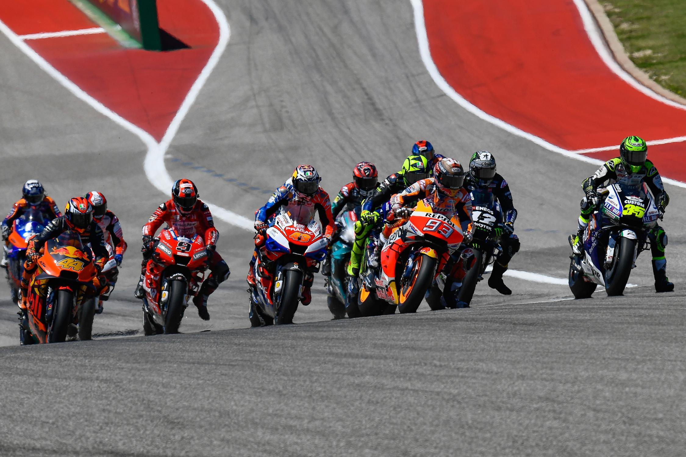 MotoGP aggiornamento calendario