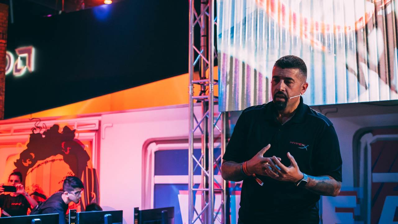 Ariel Plabnik, Bussines Manager HyperX Latam entrevista