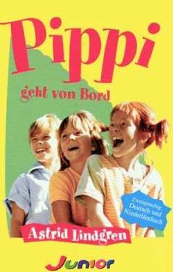 Pippi geht von Bord (DVD) Cover