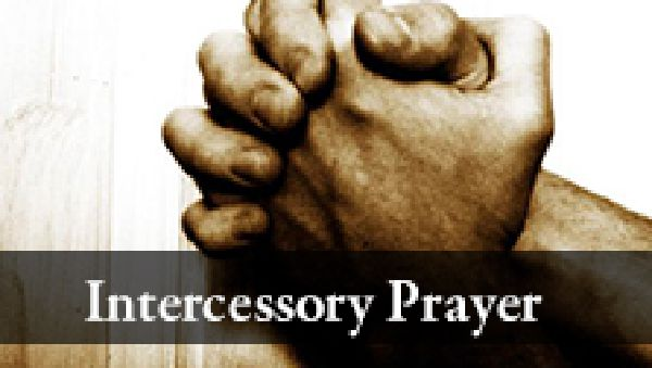 Are Christians called on to pray for one another?