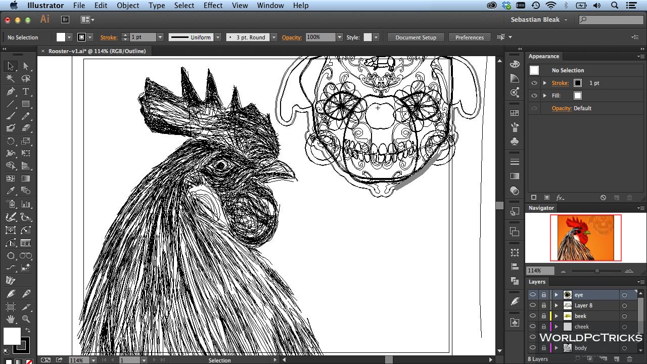 rekomendasi software desain grafis | Adobe Illuastrator