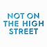 Noton The High Street Logo
