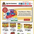 Commissary flyer image