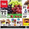 Cub Foods flyer image