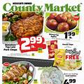 County Market flyer image