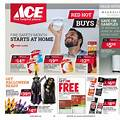 ACE Hardware flyer image