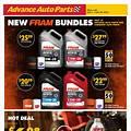 Advance Auto Parts flyer image