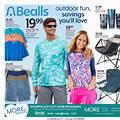 Bealls Florida flyer image