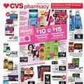 CVS Pharmacy flyer image