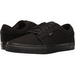 Vans Chukka Low Skate Shoes Blackout : Men's 14 Medium