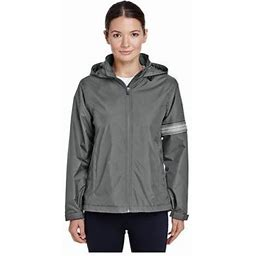 Team 365 Women's Boost All Season Jacket With Fleece Lining, Style Tt78w, Size: Medium, Gray