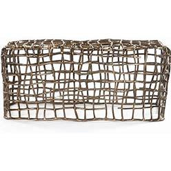 Siena Bench, Aluminum | Williams Sonoma