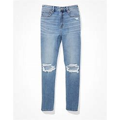 AE Ripped Mom Jean Women's Cool Classic 22 Long