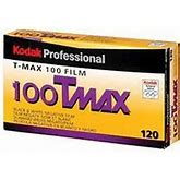 Kodak TMX 120 T-Max 100 Black And White Film