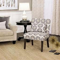 Porch & Den Clarissa Accent Chair With Pillow