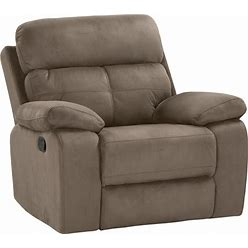Rooms To Go Corinne Stone Glider Recliner