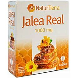 JALEA REAL 1000 Mg 10 Ampollas