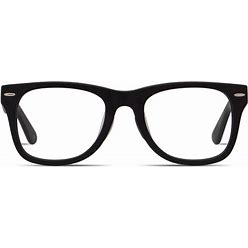 Online Glasses Muse Bold | Available With Blue Light Blocking | Single Vision Value/Silver Lens Package Included
