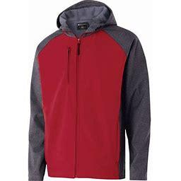 Holloway Sportswear Men's Raider Softshell Jacket 229157, Size: 2XL, White