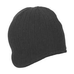 Topheadwear Rib Knit Ear Flap Beanie, Adult Unisex, Size: One Size, Gray