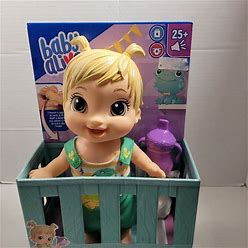 Hasbro Toys | Baby Alive Magical Mixer Baby Doll Tropical Treat | Color: Brown | Size: Osbb