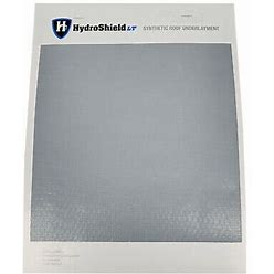 Hydroshield Lifetime Synthetic Underlayment Samples