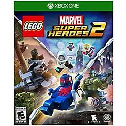 LEGO Marvel Super Heroes 2 Game For Xbox One