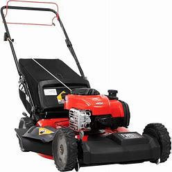 CRAFTSMAN M220 150-Cc 21-In Gas Push Lawn Mower Briggs & Stratton Engine   CMXGMAM211201