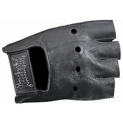 Street & Steel Fingerless Gel Gloves