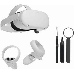 Oculus Quest 2 Advanced All-In-One Virtual Reality Headset 64Gb W/