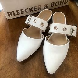 Dsw Shoes   Brand New Bleecker & Bond Muller Shoes   Color: White   Size: 8