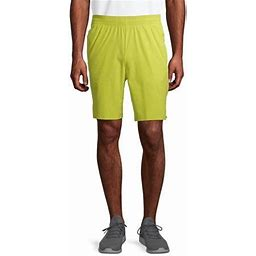 Russell Men's And Big Men's Active 2-in-1 Woven Shorts With Liner, Up To Size 5XL
