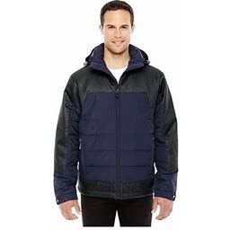 Ash City North End North End Men's Adjustable Insulated Jacket, Style 88232, Size: 2XL, White