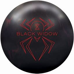 Hammer Black Widow 2.0 Bowling Ball (Ball Weight: 15LB) | BowlersMart