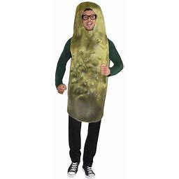 Amscan Pickle Halloween Costume For Men, Standard, Men's, Green