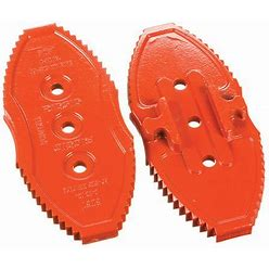 Ridgid 93090 Set Of Jaws,Serrated For Jaw Texture