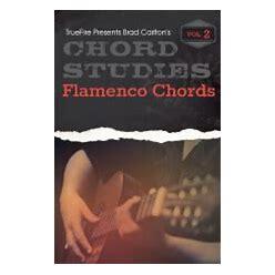 Chord Studies: Flamenco Chords Vol. 2 - Guitar Lessons