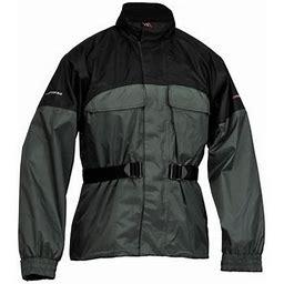 Firstgear Rainman 2013 Jacket Silver, Size: Medium
