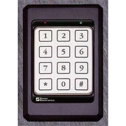Essex Electronics KP-34K Keyless Entry Keypad 12 Pad 3X4 W/ Black Bezel