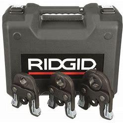 Ridgid 48558 Pressing Jaw Kit,1/2 In. To 1 In. Pipe