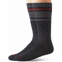 Carhartt Men's Heavy Duty Thermal Crew 2-Pair Socks