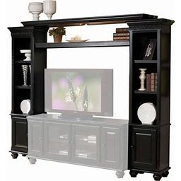 Acme Ferla Entertainment Center For TV Up To 59 Inch, Black Size: 59 Inch