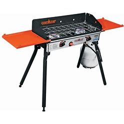 Camp Chef Pro Series Deluxe 2-Burner Camp Stove